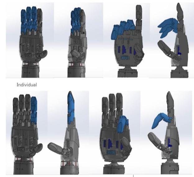 Estudiantes desarrollan prótesis en vinculación con equipo de robótica UANL