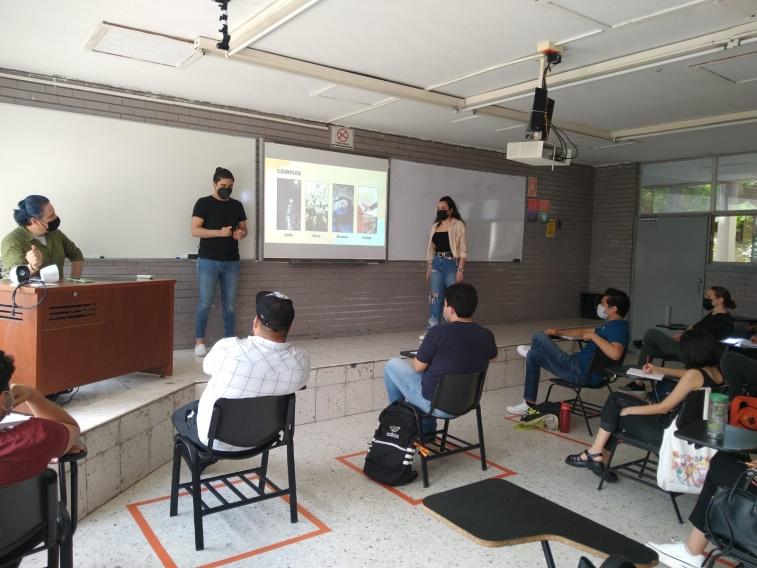 La Facultad de Arquitectura instala el Sistema Híbrido en Curso Intersemestral