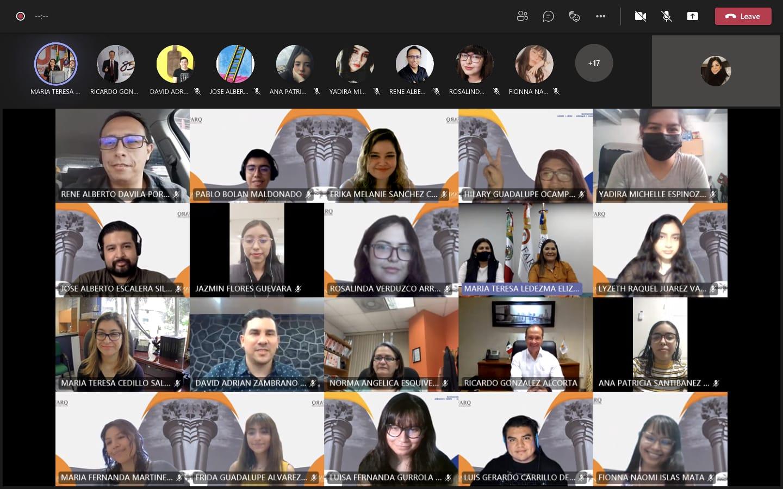Premiación a participantes de RALLY LATINO DE INNOVACIÓN 2021 SEDE UANL